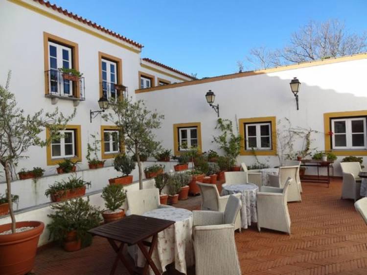 Hotel alentejano considerado o mais romântico de Portugal