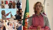 Ministra da Coesão Territorial visitou Aljustrel e inaugurou diversos espaços