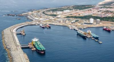 Covid 19: Tripulação de navio atracado há 8 dias no Porto de Sines em quarentena