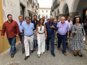 """António Costa em Évora evoca a memória de Mário Soares e António Arnaut como """"pai e mãe do SNS"""" (c/fotos)"""