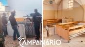 Proteção Civil vai efetuar vistoria ao antigo Centro de Saúde de Vila Viçosa