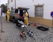 COVID-19: Lar Mansão de São José, em Beja, alvo de ação de desinfeção