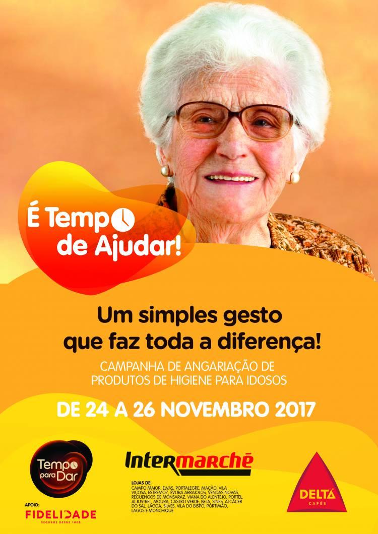 """Viana do Alentejo recebe a campanha solidária """"É tempo de Ajudar!"""""""