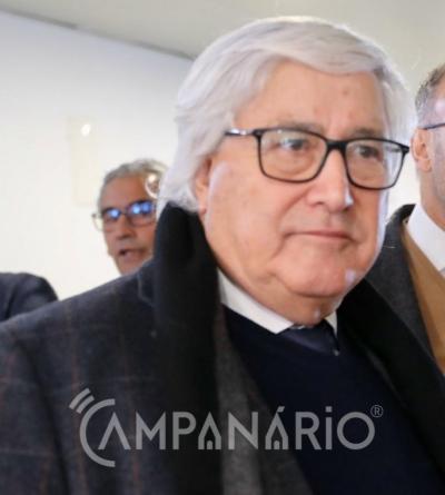 """""""Não podemos ter duas velocidades no desenvolvimento, ou somos todos de segunda ou todos de primeira"""", diz Manuel de Lemos na inauguração da requalificação do Lar de Alandroal (c/som)"""