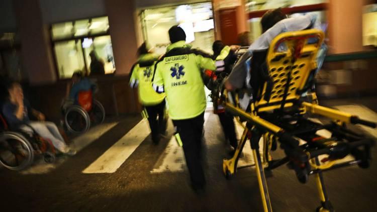 Ferido da colisão na EN254 veio a falecer no Hospital de Évora