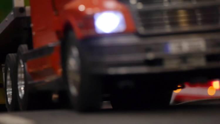 Intercetado pesado de mercadorias francês que derramou 400 litros de combustível ao longo de 90 quilómetros no Alentejo