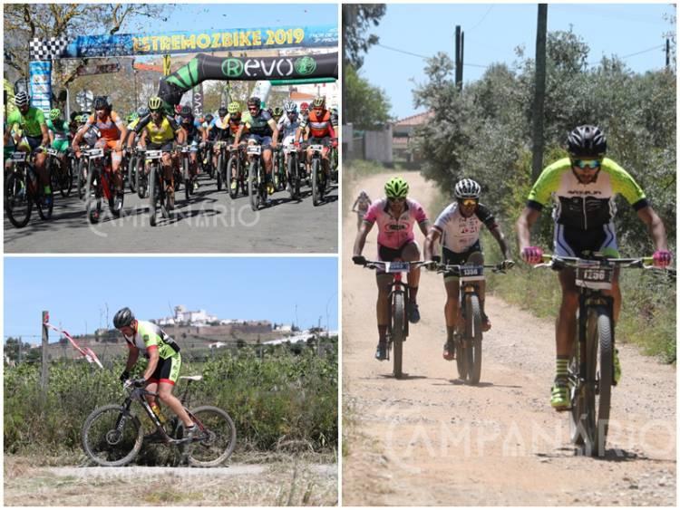 """Mais de 650 atletas participaram no Estremozbike, num percurso marcado pelo """"elevado grau de dificuldade"""". A RC deixa-lhe as imagens (c/som)"""