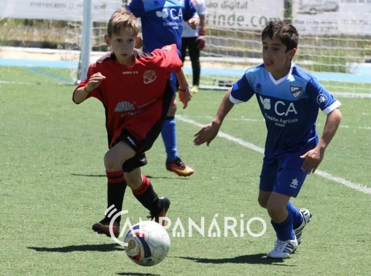 SC Borbense encerrou época com o 8º Torneio de Futebol Infantil de Borba (c/fotos)