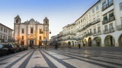 Covid-19: Concelho de Évora reduz os casos ativos por 50% na última semana