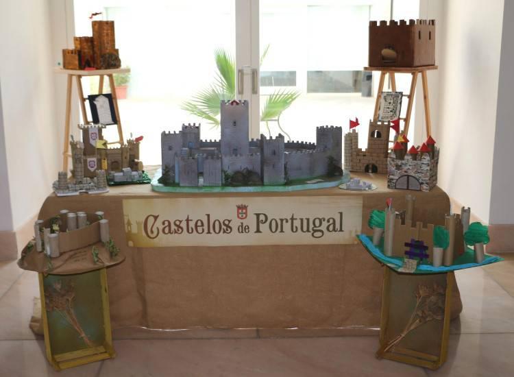 """""""Castelos Medievais de Portugal"""" em exposição na cidade de Estremoz"""