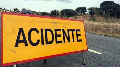 Gavião: Colisão entre motociclo e reboque provoca 1 ferido grave