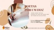 Dia Mundial da Poesia: Câmara Municipal do Redondo assinala a data e lança desafio ao público