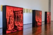 Évora - Obras do MEIAC de Badajoz em Exposição no Centro de Arte e Cultura da FEA