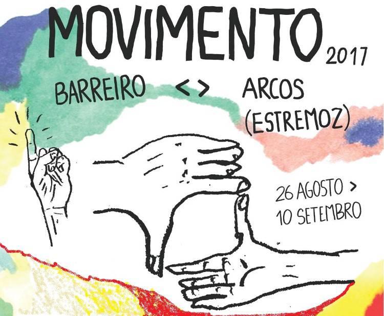 Oficina Movimento exibe trabalhos em Arcos e Estremoz
