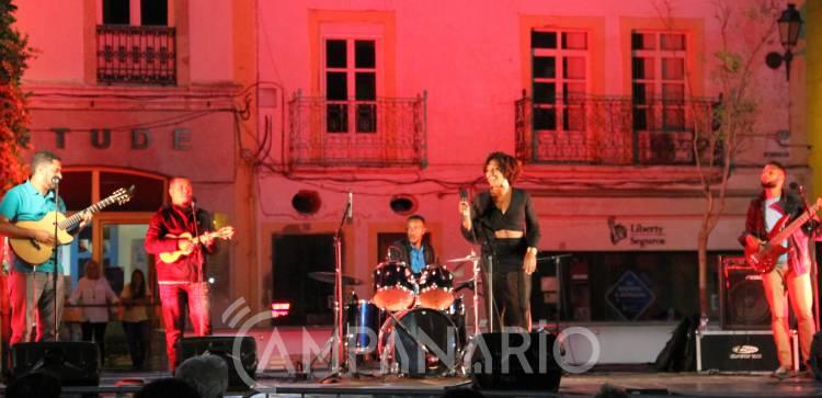 Elvas: Música cabo-verdiana e gastronomia unidas no Festival internacional Sete Sóis Sete Luas (c/fotos)