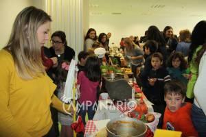 """Alunos de Sousel apoiam """"instituições de cariz social do concelho"""", através da iniciativa «Sopa da Solidariedade», diz diretor do Agrupamento de Escolas (c/som)"""