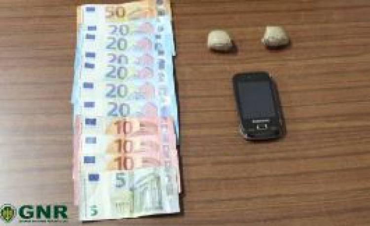 Homem detido com 329 doses de heroína em Castro Verde
