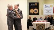 Rotary Clube de Evora distingue enólogo alentejano como profissional do Ano