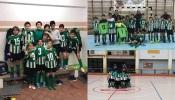 A equipa de infantis do Elétrico Futebol Clube sagrou-se campeã do campeonato distrital de Portalegre