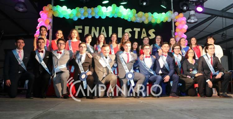 Campanário TV: O Baile de Finalistas 2018 (c/video)