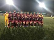 Seleção de Évora empata com Castelo Branco a contar para a UEFA Regions Cup
