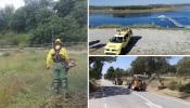 Município de Portel realiza limpeza de estradas e acessos