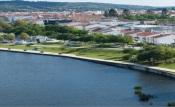 Município de Ponte de Sor inaugurou hoje nova ponte de 225 mil euros