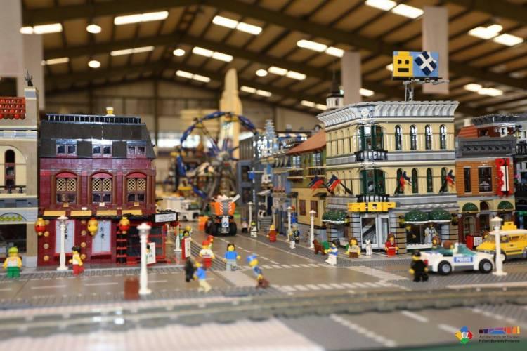 Mega exposição de Legos chega a Arraiolos