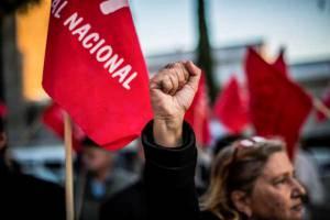 """Dirigente da CGTP em Évora confirma """"adesão de muitos trabalhadores"""" na greve de hoje (c/som)"""