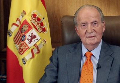 O Rei  emérito de Espanha  exilado em Portugal