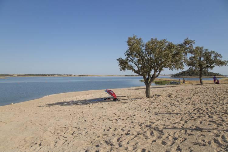 Praia Fluvial de Monsaraz inaugurada a 1 de Junho