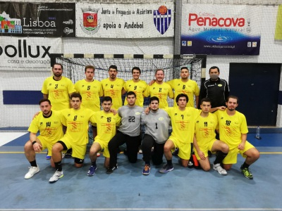 Évora Andebol Clube seguem em frente na Taça de Portugal