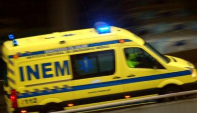 Portel: Homem chama bombeiros, agride-os, rouba ambulância e despista-se