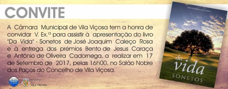 Câmara de Vila Viçosa entregará prémios a melhores alunos e lançará um livro