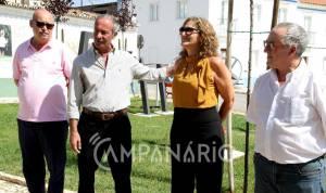 """Borba inaugurou parque fitness para """"várias gerações"""", diz presidente da Junta de Freguesia de São Bartolomeu (c/som e fotos)"""
