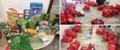 Misericórdia de Borba entrega cabazes alimentares a 67 famílias, beneficiando um total de 189 pessoas