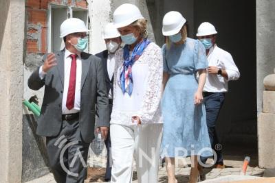 """""""Projetos de maior e menor dimensão, com valor acrescentado para o concelho, aguardam visto do tribunal de Contas"""", diz Presidente da Câmara Municipal de Estremoz (c/som)"""