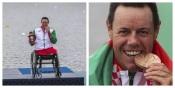 Canoísta Norberto Mourão conquista bronze nos Jogos Paralímpicos
