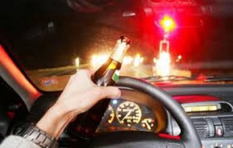 GNR detém cinco indivíduos no distrito de Évora a conduzir em estado de embriaguez (c/som)