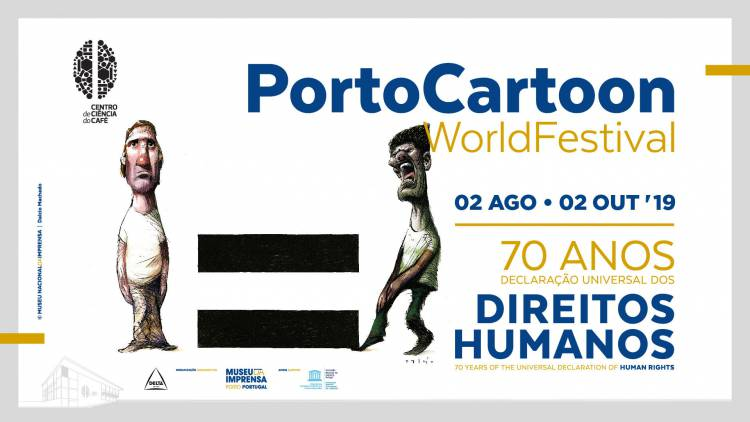 Centro Ciência do Café de Campo Maior recebe exposição sobre Direitos Humanos