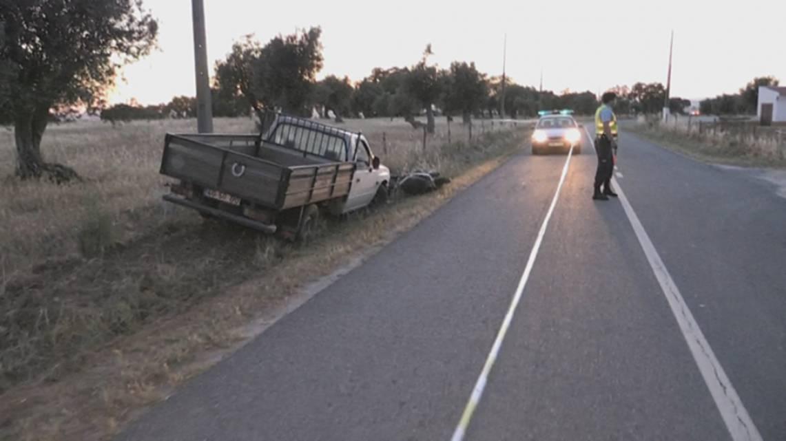 Homem de 29 anos morto a tiro perto de Viana do Alentejo