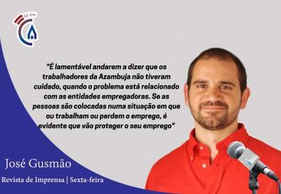 Comentário semanal do eurodeputado José Gusmão aos microfones da Rádio Campanário (c/som)