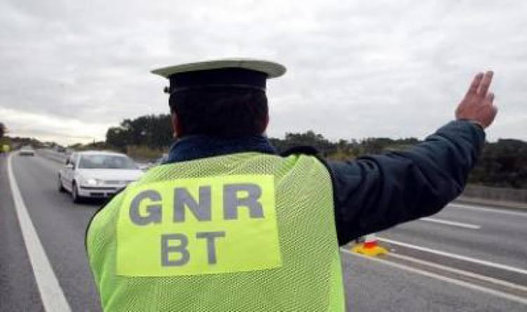 GNR registou mais de 60 infrações esta quinta-feira, no distrito de Évora (c/som)