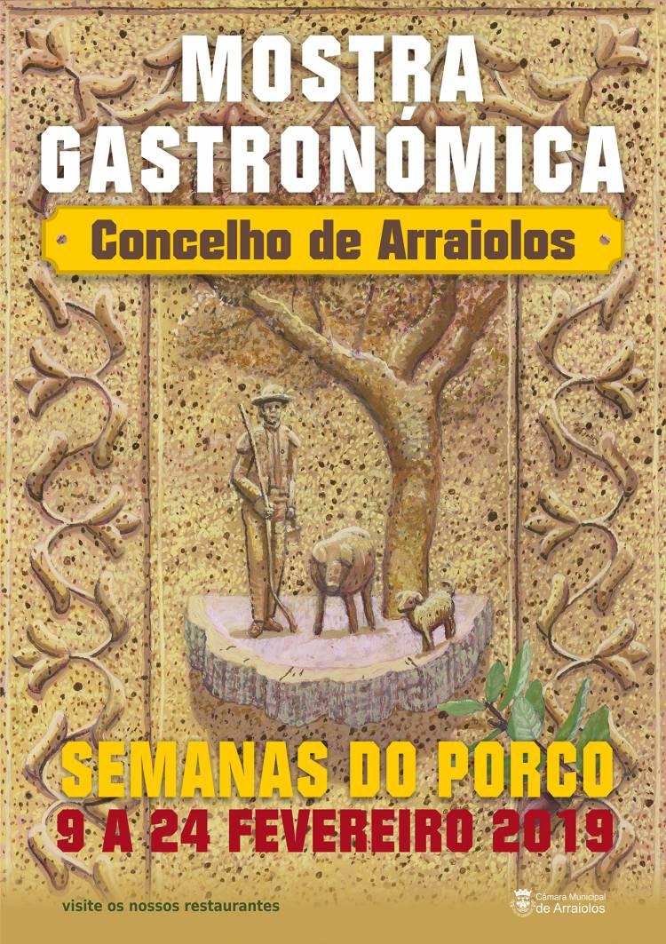 Semanas Gastronómicas do Porco em Arraiolos