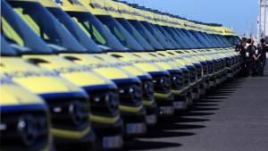 INEM vai subsidiar Corporações para compra e manutenção de Ambulâncias de Emergência Médica