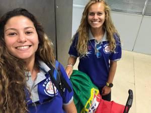 Ass. de Nadadores Salvadores de Reguengos de Monsaraz representada por duas atletas no Campeonato Europeu de Salvamento Aquático