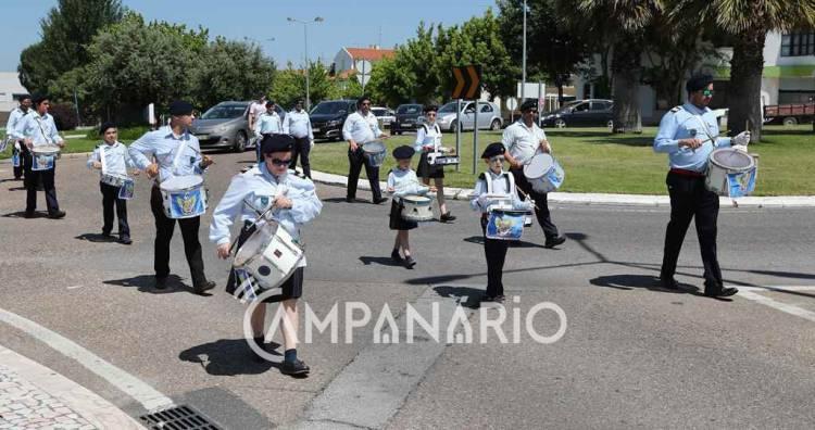 Campanário TV: O encontro de fanfarras em Estremoz (c/video)