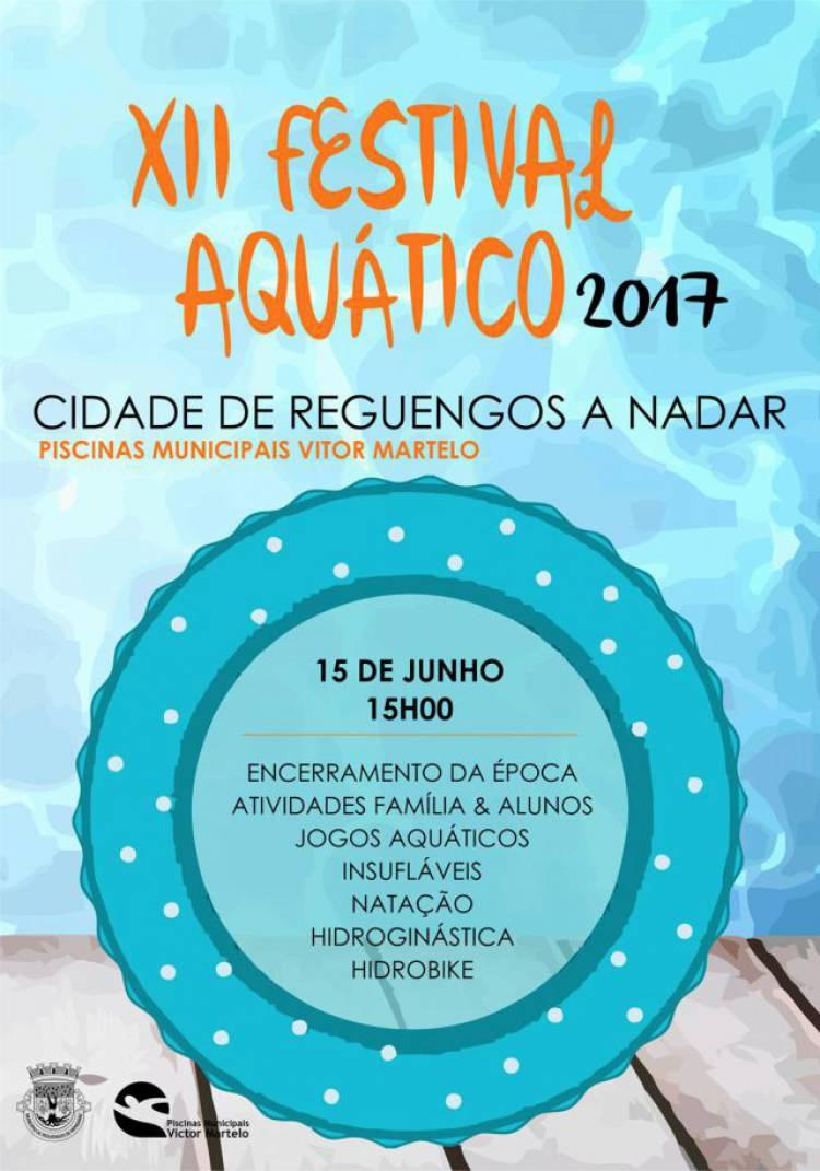 Reguengos de Monsaraz recebe quinta-feira XII Festival Aquático