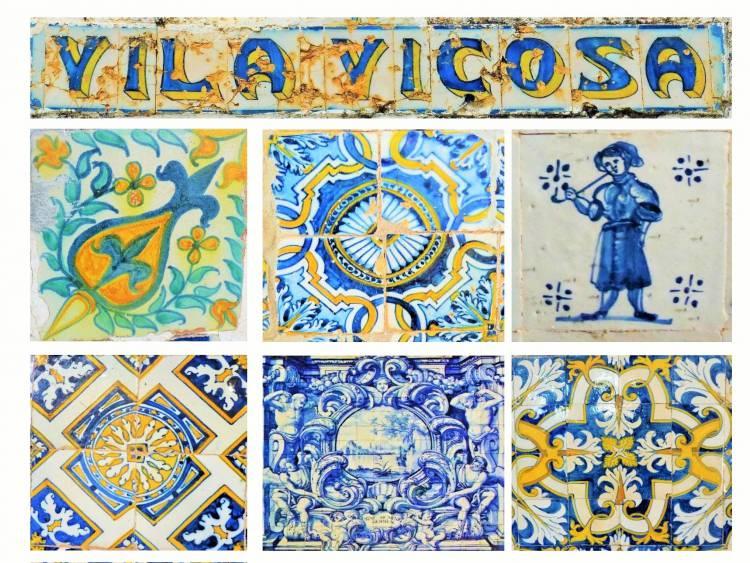 Projeto sobre Vila Viçosa recebe Menção Honrosa nos Prémios SOS Azulejo (c/som)