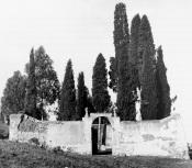 Antigo cemitério totalmente abandonado e esquecido no Alentejo...